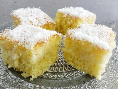 עוגת סולת