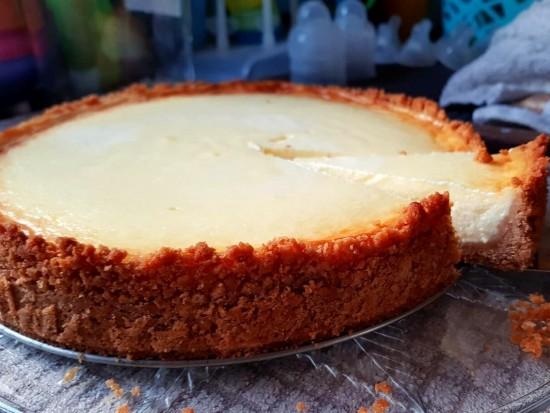 עוגת שמנת ב 5 דקות עבודה