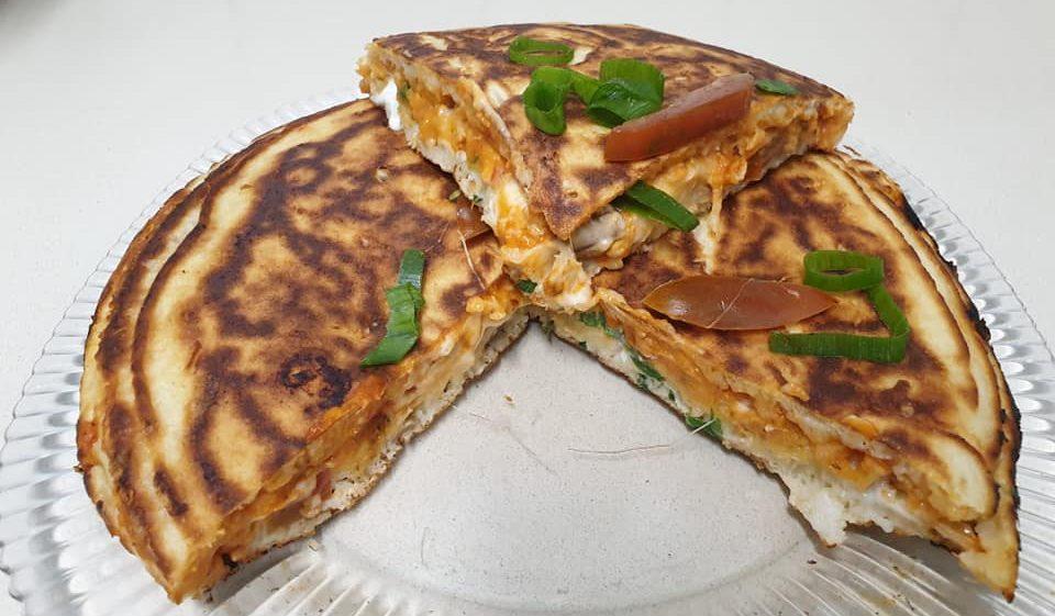 פנקייק פיצה