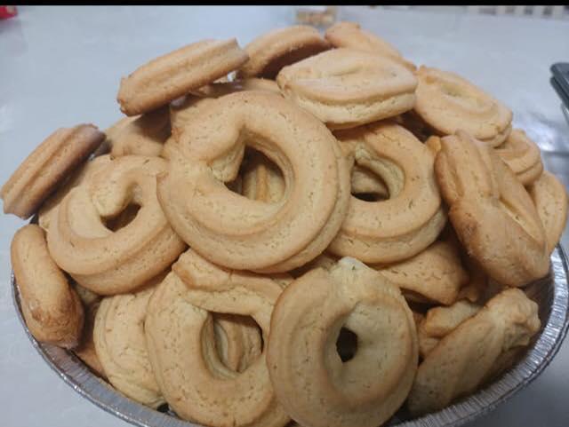 עוגיות כעכ טריפוליטאיות