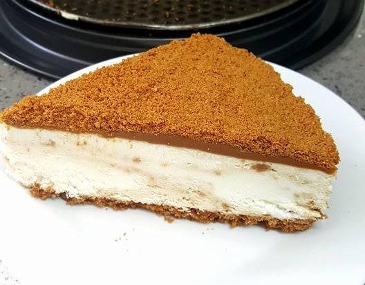 עוגת לוטוס מעלפת