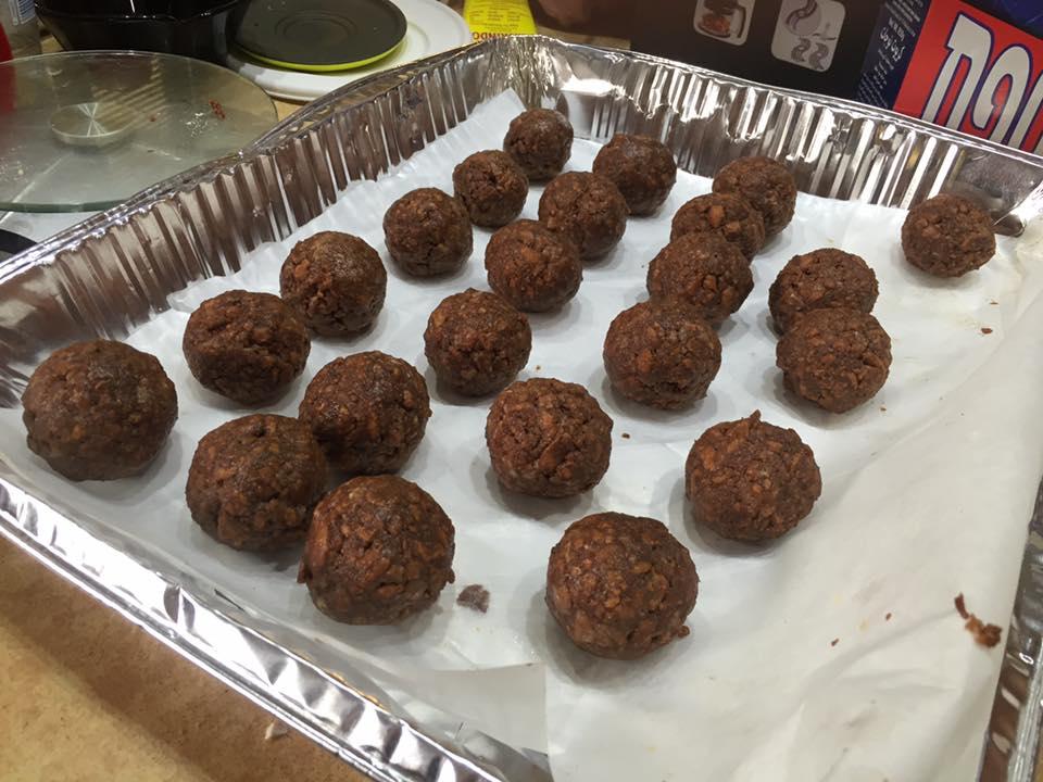 כדורי שוקולד כריות ב 5 דקות!