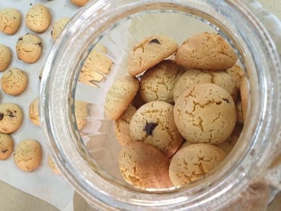 עוגיות שוקולד צ'יפס פרווה