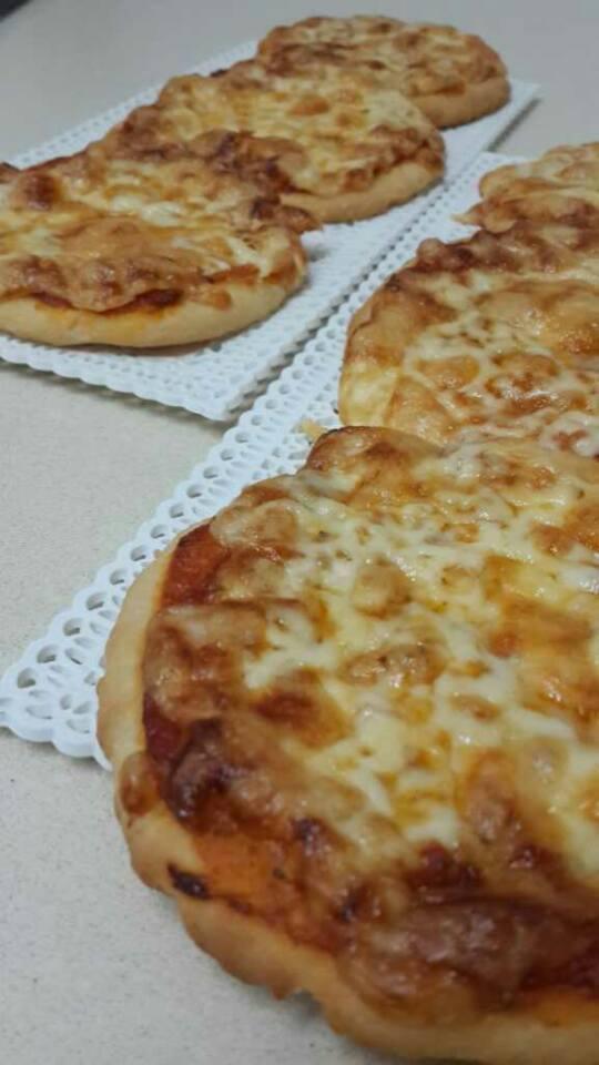 מאפים לפסח במילוי גבינה
