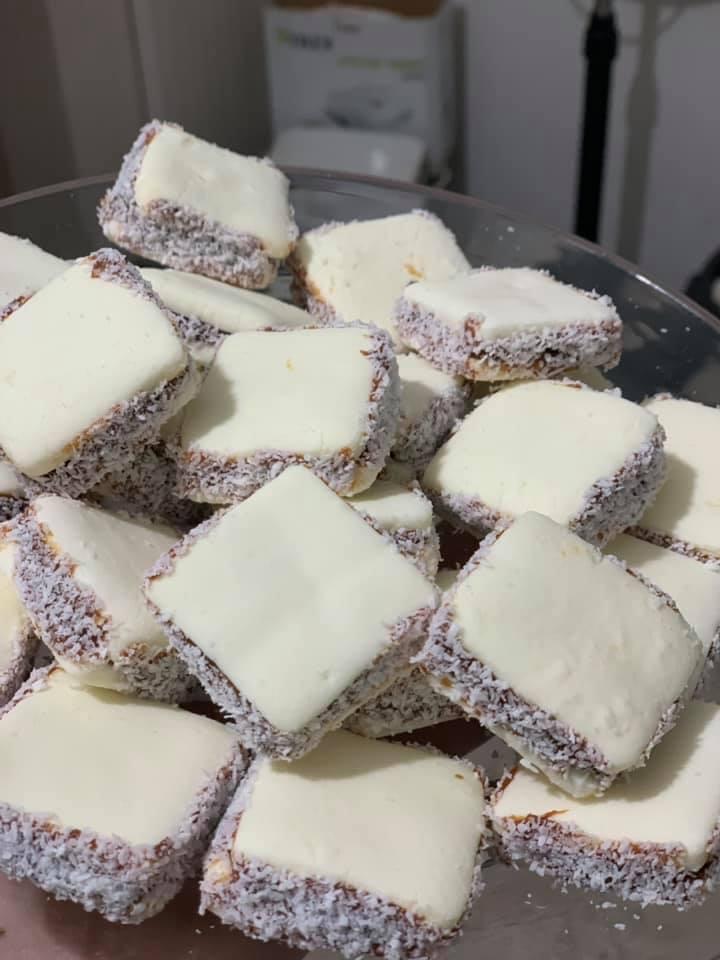 עוגיות אלפחורס מפנקות לפסח