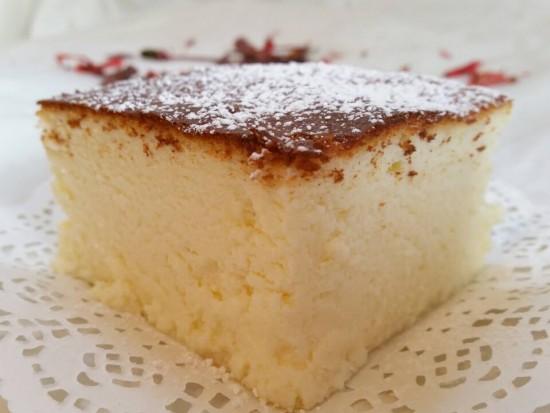 עוגת גבינה אפויה גבוהה ומדהימה