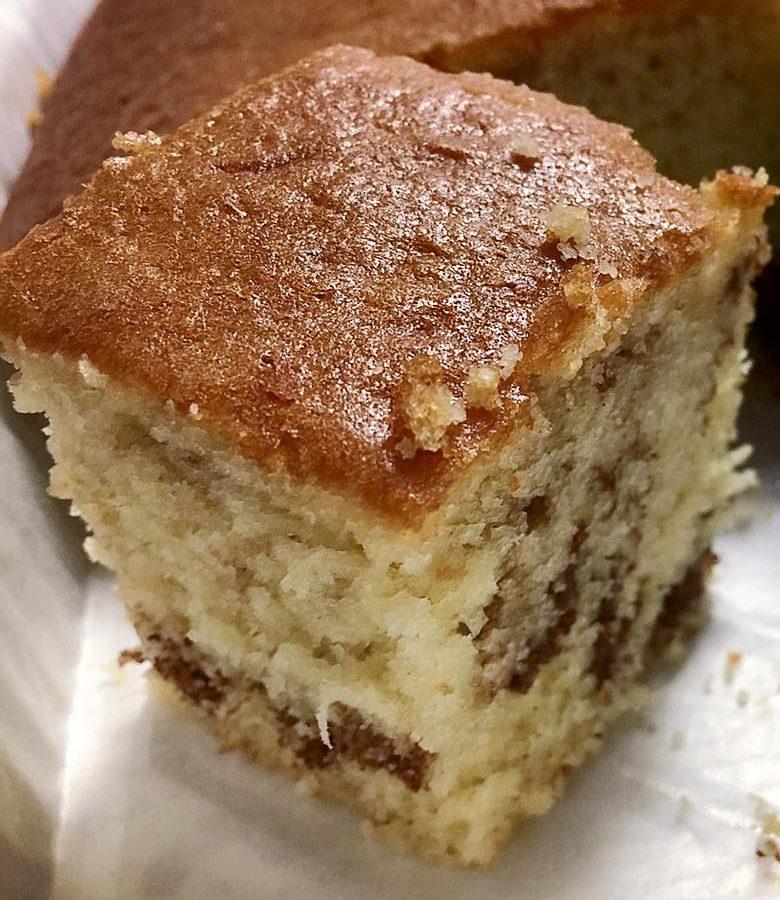 עוגה בחושה ב 5 דקות