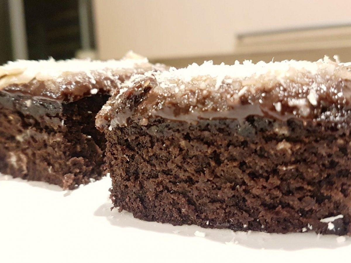 עוגת שוקולד משגעת