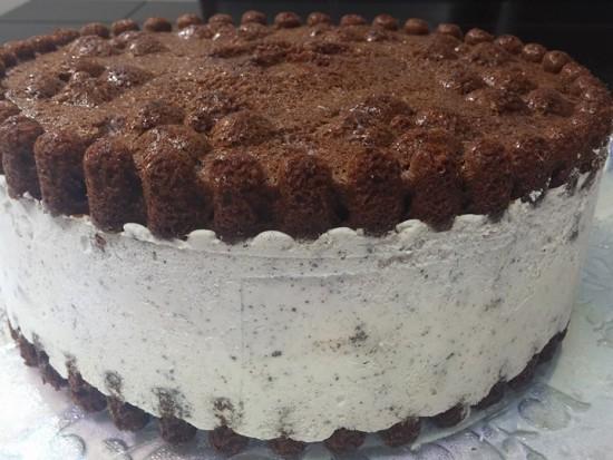 עוגת קוקילידה ביתית בטעם אוראו