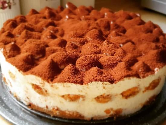 עוגת טירמיסו קלאסי