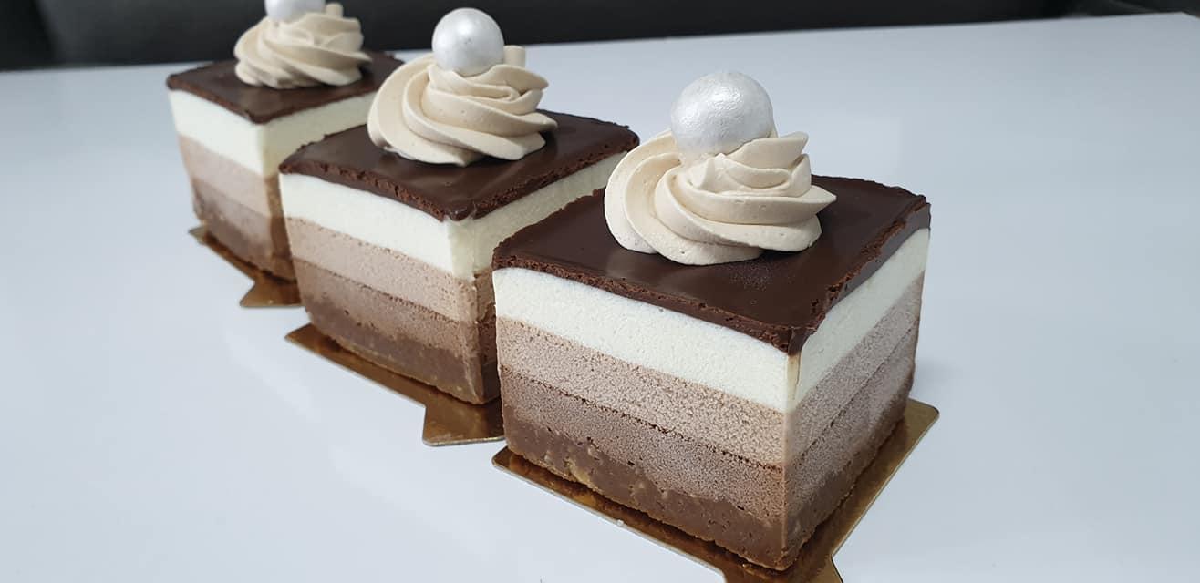 עוגת טריקולד אישית יפייפיה וטעימה