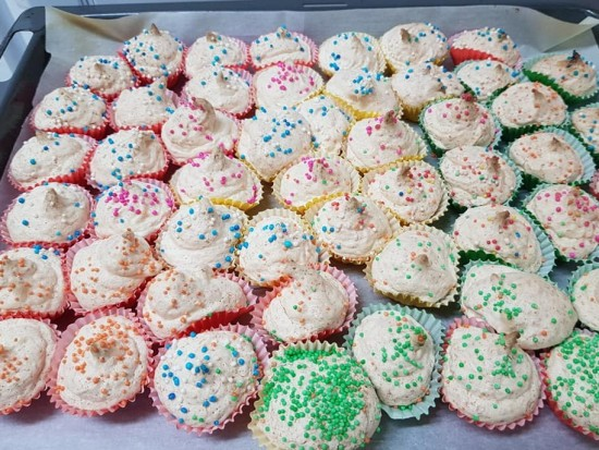 עוגיות קוקוס ב-5 דקות