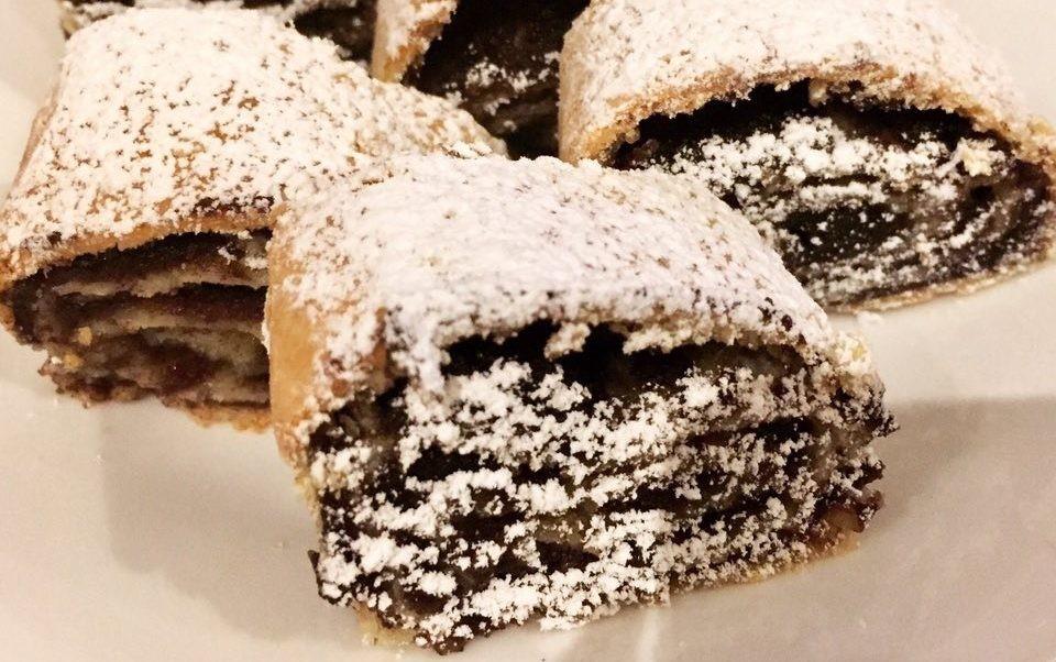 עוגיות תמרים קרולין