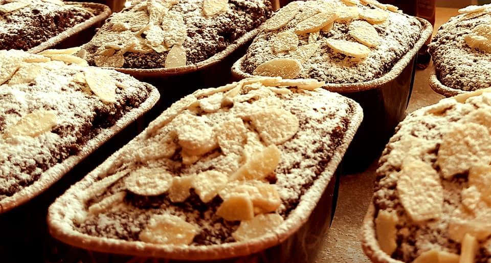 עוגת דבש אישית עם קקאו (2)