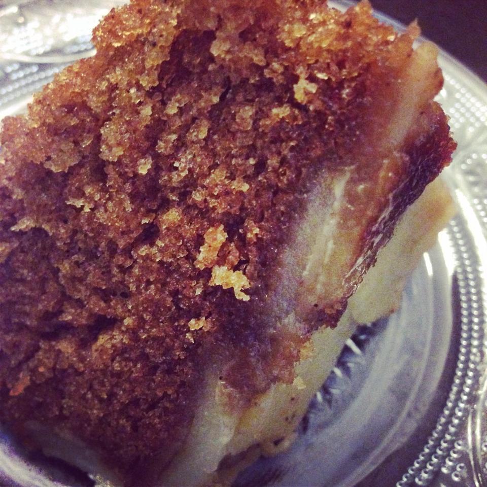 עוגת תפוחים הפוכה עם דבש (2)