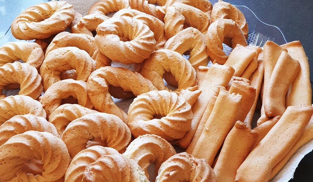 עוגיות סבתא על בסיס שמן