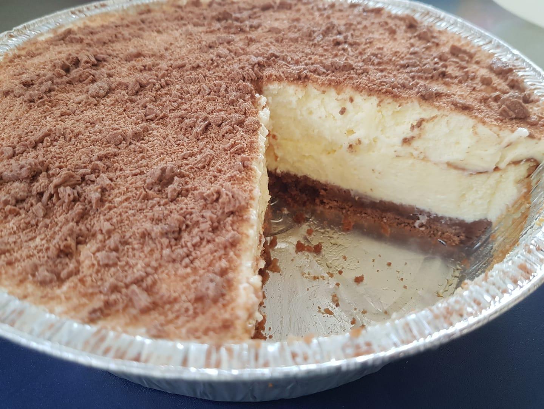 עוגת שמנת ב-10 דקות עבודה