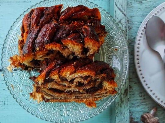 עוגת שמרים שוקולד בבקה מנצחת 2
