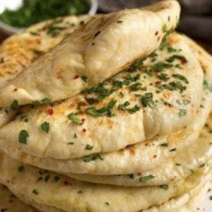 לחם טורקי במחבת