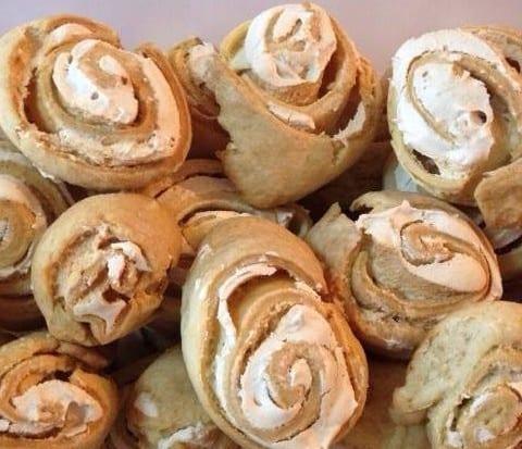 עוגיות שושנים טעימות