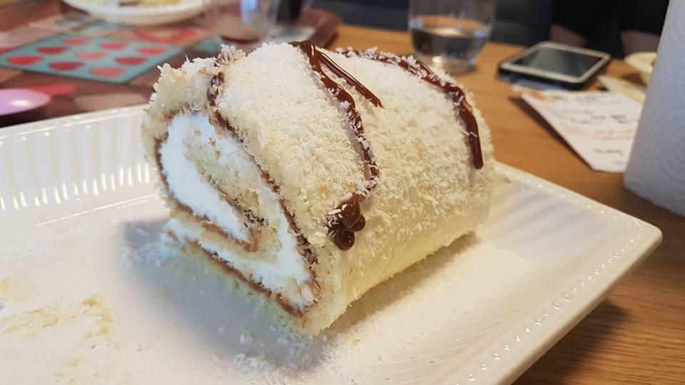 עוגת אלפחורס רולדה