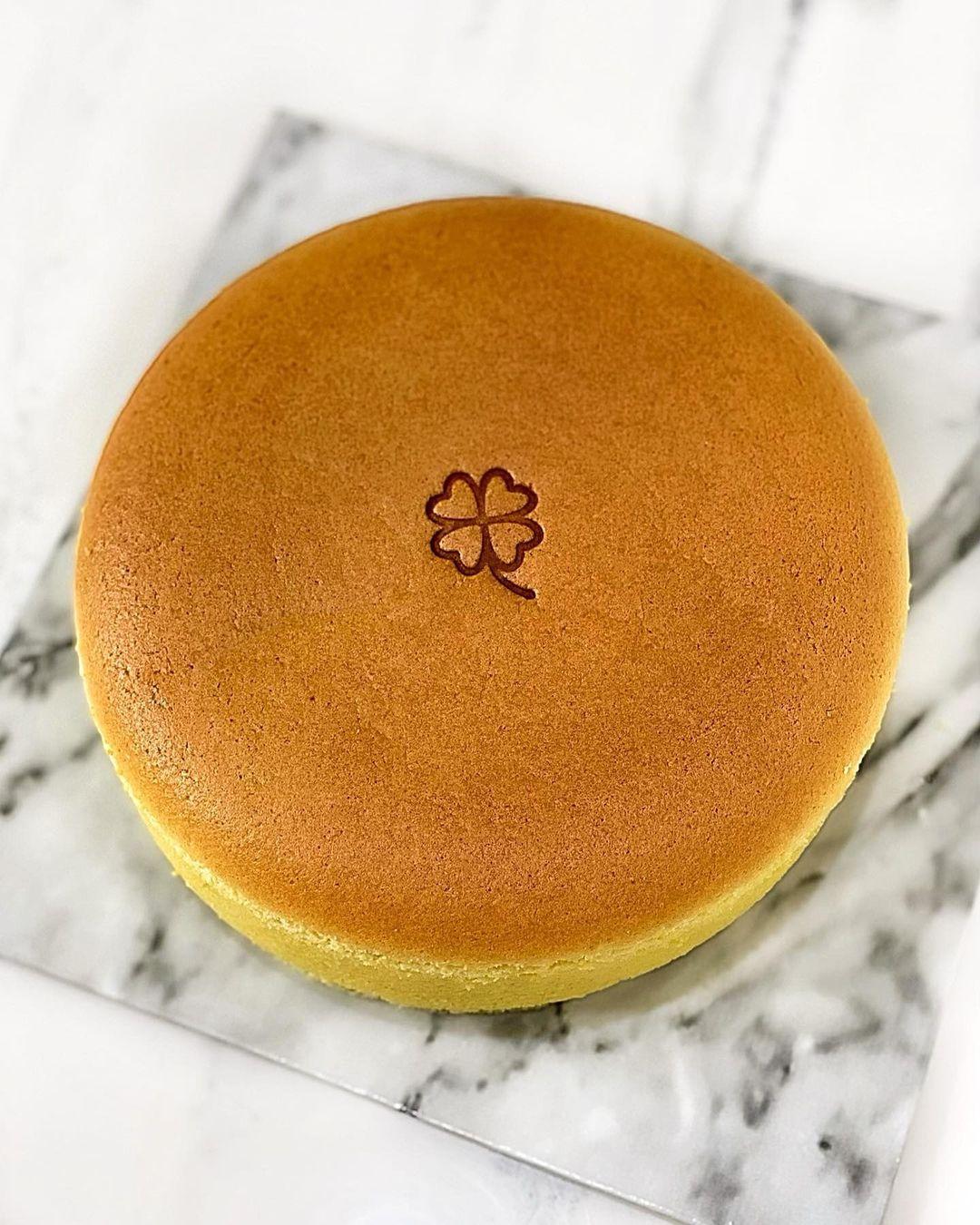 עוגת גבינה יפנית עננים (1)
