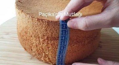 עוגת ספוג טורקית