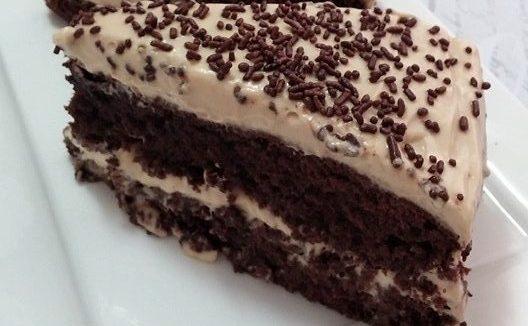 עוגת שוקולד יום הולדת
