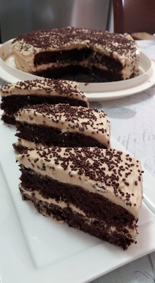 עוגת שוקולד יום הולדת (1)