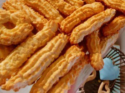עוגיות מכונה ללא מכונה