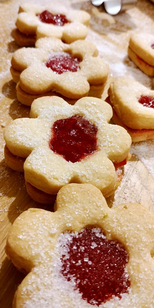 עוגיות ריבה של פעם