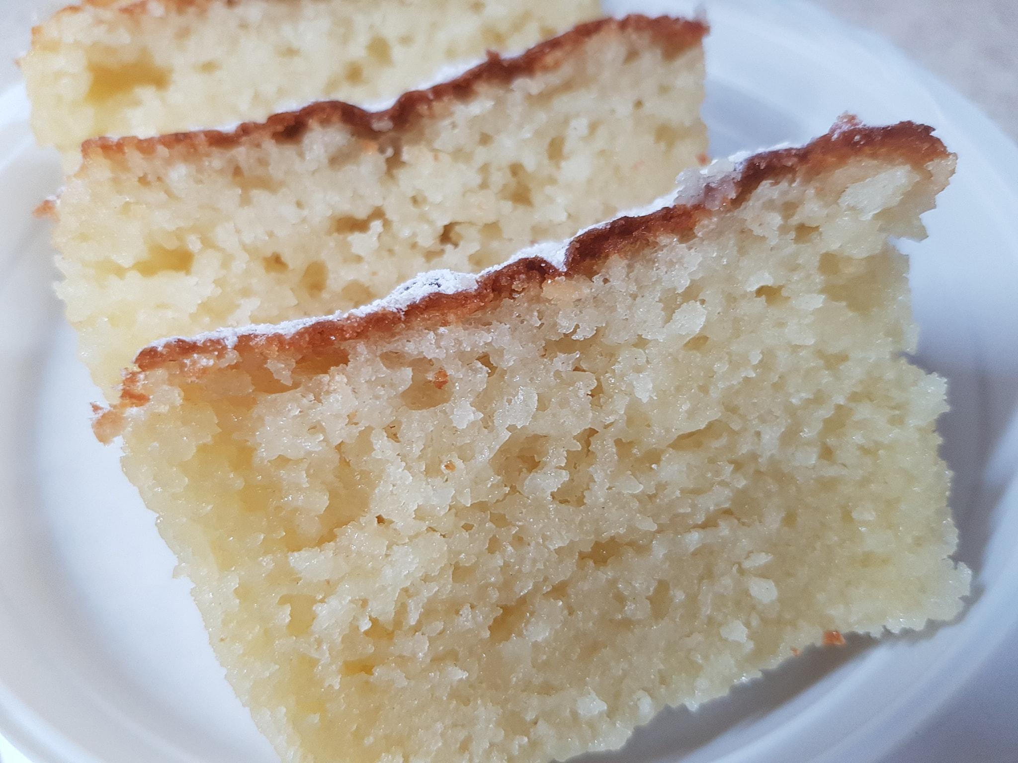 עוגת גבינה בחושה ב-5 דקות