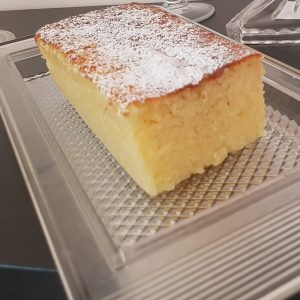 עוגת גבינה בחושה ב-5 דקות - מתכונים מתוקים 3