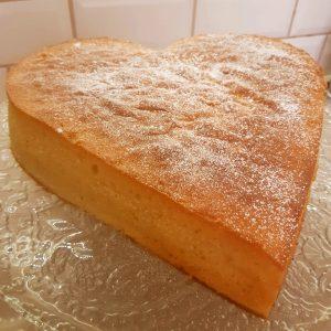 עוגת לימון מעלפת
