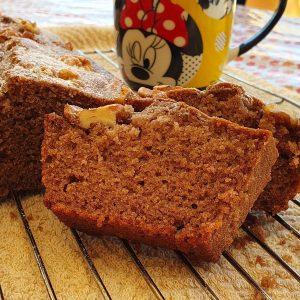 עוגת תמרים ואגוזים ב-2 דקות - חני קונאשוילי