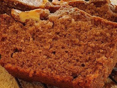 עוגת תמרים ואגוזים - חני קונאשוילי