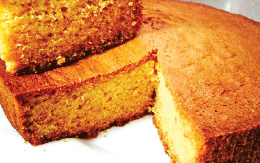 עוגת תפוזים בחושה וקלה