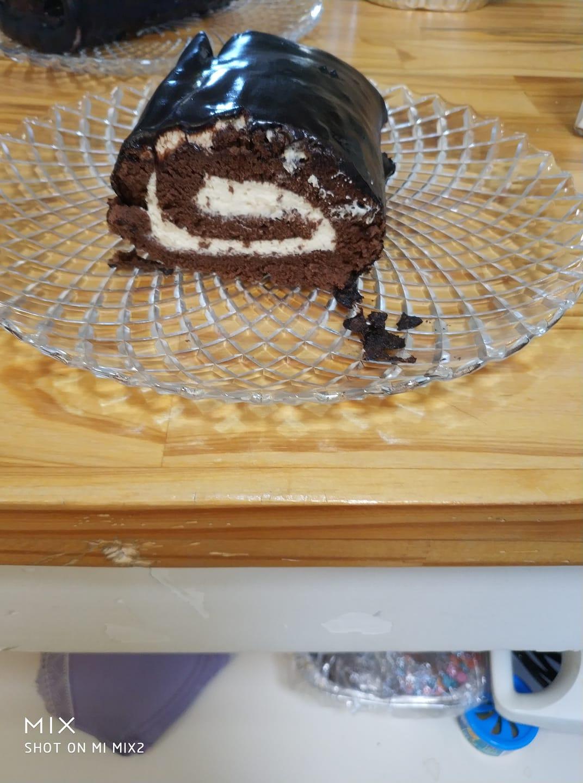 רולדה שוקולד לשבת ב-10 דקות