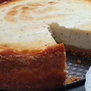 עוגת שמנת קלה