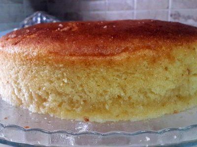 גל צרור עוגת תפוזים קוקוס