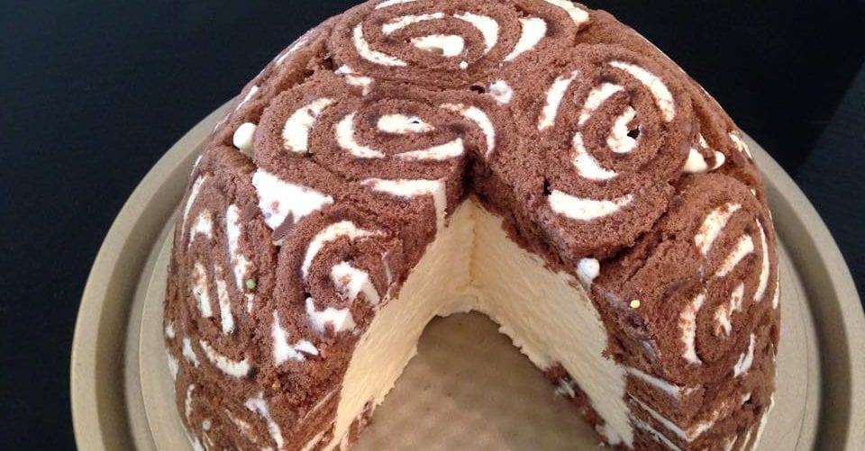 עוגת שוקולד בומב