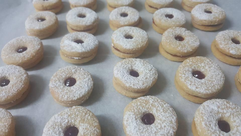 עוגיות סנדוויץ' ריבה נוטלה