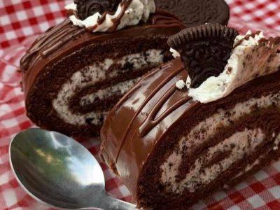 רולדת שוקולד אוראו
