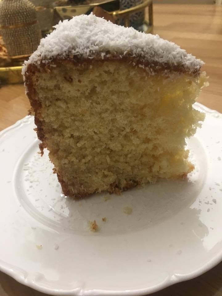 עוגת תפוזים רכה רכה