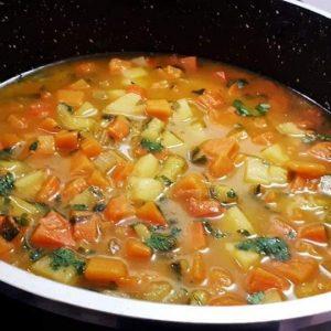 מרק ירקות
