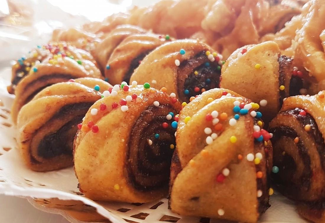 עוגיות מקרוט