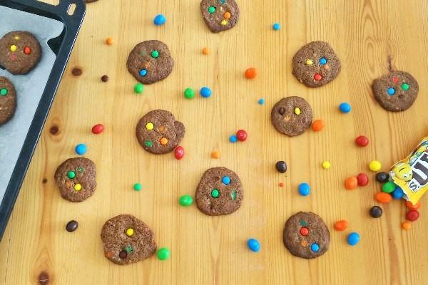 שוקולד עם עדשים