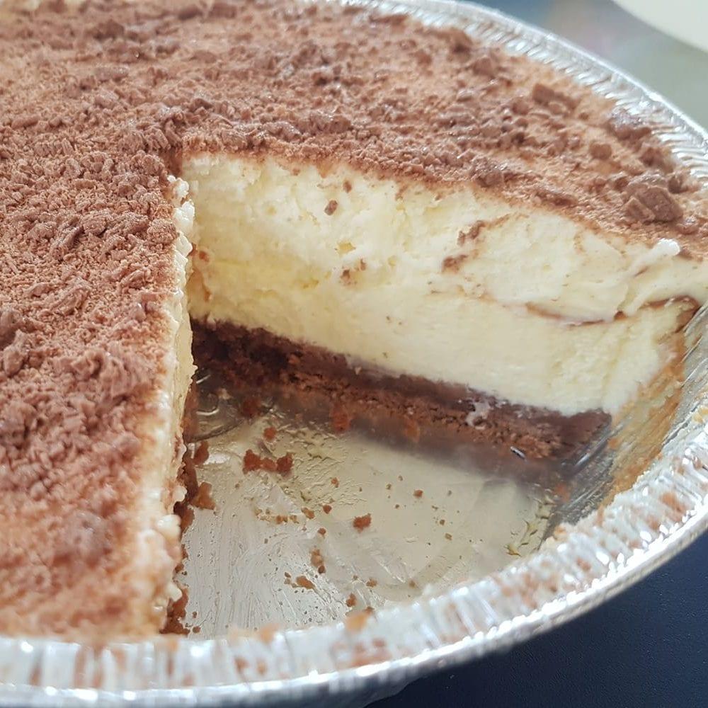 עוגת שמנת ב-10 דקות