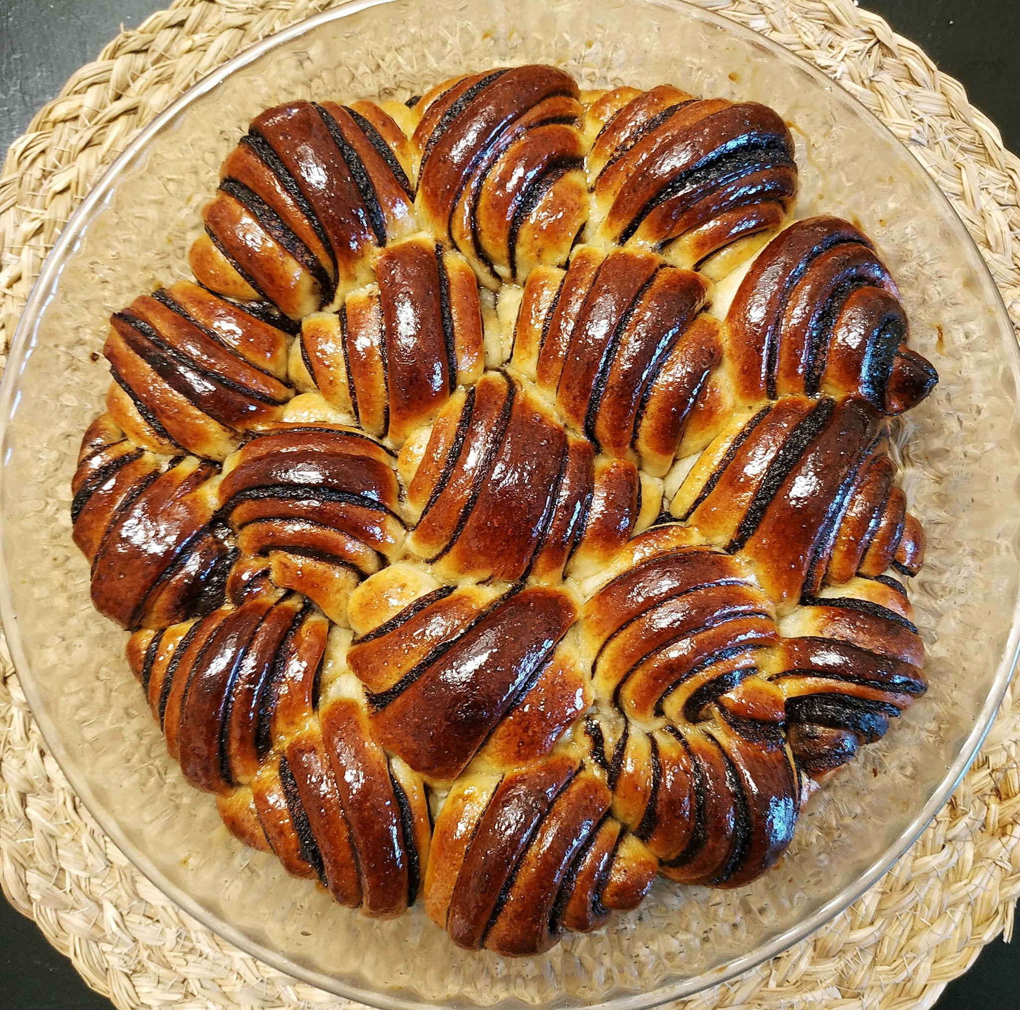 עוגת שמרים רוגלך