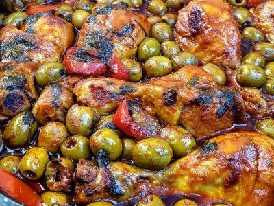 עוף בתנור